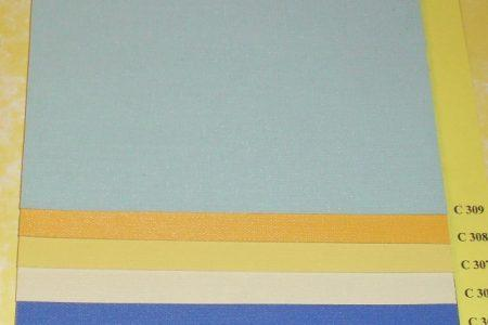 Tkaniny do rolet – podgumowane