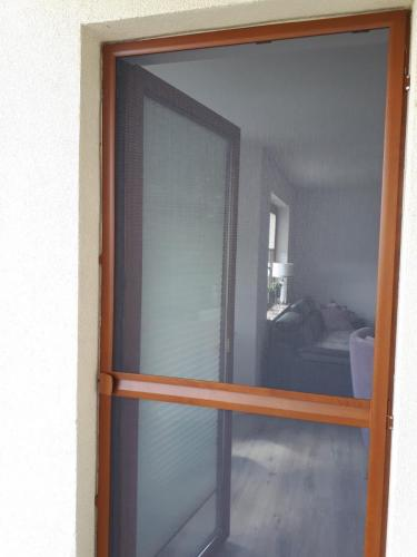 Gowino drzwi moskitierowe